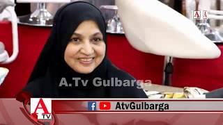 Chulbul Furniture Ka MLA Gulbarga North Kaneez Fatima Ne iftetaha Anjam Diya A.Tv News 6-12-2019