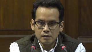 Citizenship Amendment Bill भारत के मूल आदर्शों के खिलाफ: Gaurav Gogoi addresses media in Parliament