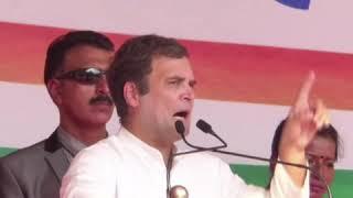 भाजपा महिलाओं की रक्षा नहीं कर सकती: Shri Rahul Gandhi addresses a public meeting in Jharkhand