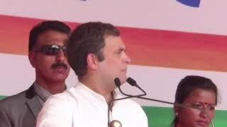 गरीब और किसान के बिना  ये देश नहीं चल सकता है: Rahul Gandhi addresses a public meeting in Jharkhand