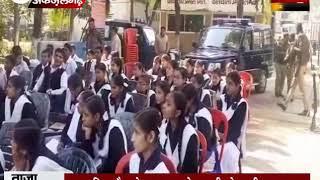 स्कूली बच्चो ने किया पुलिस कोतवाली का भ्रमण