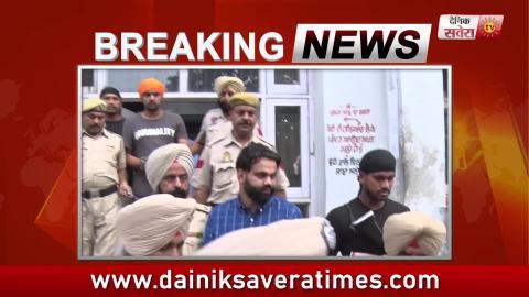 Breaking: Gangster Bhagwanpuria का बड़ा दावा, Punjab Police बना रही मेरे Encounter का Plan