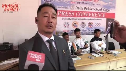 "18th All India Inter School & Senior Karate Championship "" FEDERATION CUP_2019"""