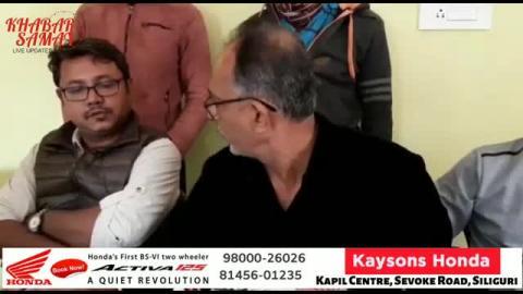 बिधाननगर में नकली शराब के साथ दो गिरफ्तार