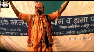 Comedy Video | रम्पत हरामी का भाई सम्पत हरामी का जबरजस्त भोजपुरी नाच पब्लिक हस  हस के हुई लोटपोट।|