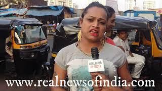 Auto Rickshaw Walo Ki Gundagardi illegal Auto Rickshaw Stand Hatao