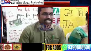 GOWTHAM MODEL SCHOOL THANKING TELANGANA C.M & CYBERABAD C.P ON ENCOUNTER IN DISHA'S CASE| T.S