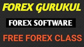 FOREX GURUKUL LAUNCHING ANNOUNCEMENT, FOREX CLASS, M.G.S