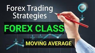 FOREX CLASS PART-6 || MOVING AVERAGE || फोरेक्स ट्रेडिंग करने से पहले यह वीडियो देखिये