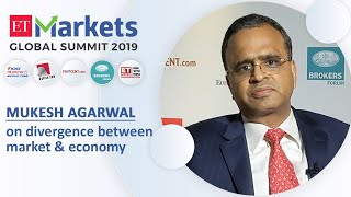 Indices reflect financial performance of India Inc, not GDP: Mukesh Agarwal