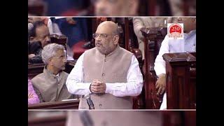 Watch: Amit Shah defends Citizenship Amendment Bill in Rajya Sabha