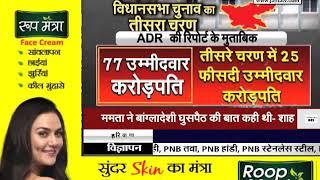 #JHARKHAND विधानसभा चुनाव: तीसरे चरण में उतने उम्मीदवार हैं दागी !