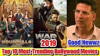 Akshay Kumar Two Films In Top 10 Most Trending Films In India On Google In 2019