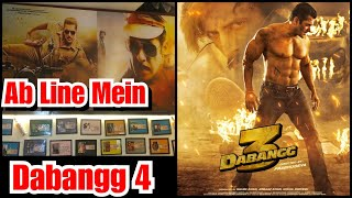 Salman Khan Confirms Dabangg 4 Ahead Of Dabangg 3 Release