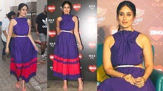 What Women Want With Kareena Kapoor Khan - Ishq 104.8 FM | Press Meet