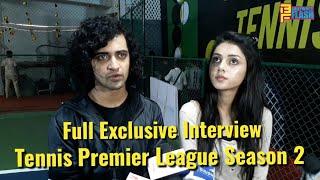 Radha Krishn Serial Sumedh Mudgalkar & Mallika Singh At Tennis Premier League Season 2