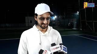 Radha Krishn & Porus Serial Saurabh Raj Jain At Tennis Premier League Season 2