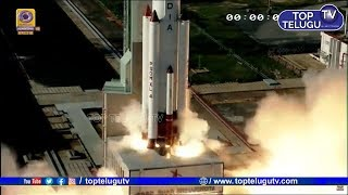 PLSV -C48 Launch Video | Today Isro Rocket Launch | Top Telugu TV