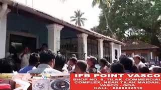 #ViralVideo: Calangute Angered Over Daily Power Outages, Powerless Electricity Dept Catches Flak!