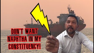 Political Drama Takes Centre Stage, Milind Opposes Storage Of Naphtha In His Constituency!