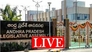 AP Assembly LIVE | Day 3 | Winter Session 2019 | YS Jagan | Chandrababu | Top Telugu TV