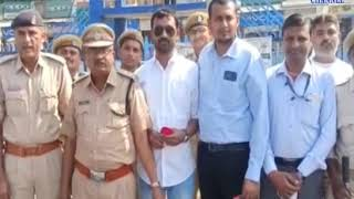 Una| Traffic Awareness Campaign Program by AR Bhatt College and Police Homeguard Unit