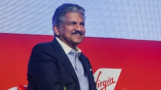 Anand Mahindra predicts a happy new year for Motown