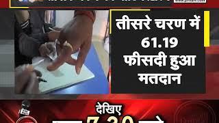 RAJNEETI || #JHARKHAND विधानसभा चुनाव तीसरे चरण में पड़े इतने प्रतिशत वोट|| #JANTATV