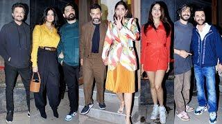 Bhane's 7th Anniversary Celebration | Sonam Kapoor, Anand Ahuja, Anil Kapoor, Janhvi Kapoor