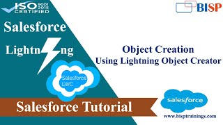 Salesforce Lightning Development- Creating object using Lightning Object Creator