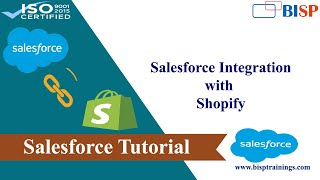 Salesforce Advance Integration- Integrate Salesforce with Shopify| Salesforce Integration tutorial|