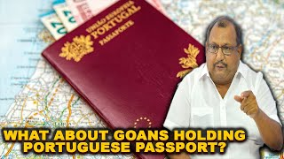 What about Goans holding Portuguese passport? Congress on CAB