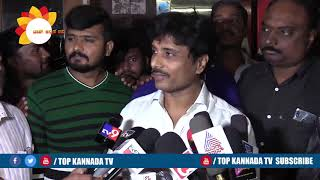 Sandesh About Odeya Movie || Challenging Star Darshan