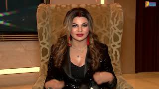 Rakhi Sawant At Mudda 370 Movie Special Screening