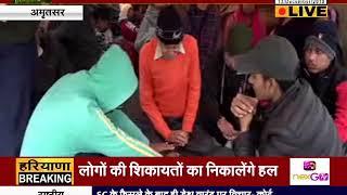 #AMRITSAR रेल हादसे में पीड़ित परिवारों का धरना प्रदर्शन जारी कर रहे ये मांग