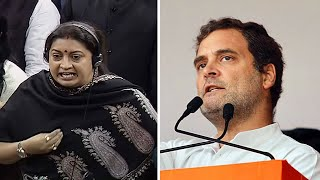 Uproar in Lok Sabha over Rahul Gandhi's 'Rape in India' remark, BJP demands apology