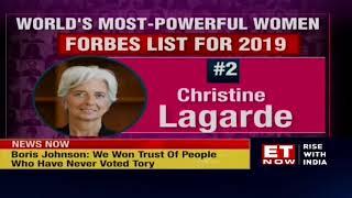 Angela Merkel tops Forbes most-powerful women list, Nirmala Sitharaman ranks 34th