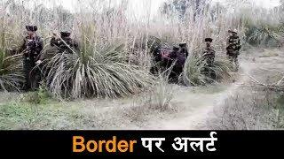 भारत-पाकिस्तान बॉर्डर पर घुसपैठ रोकने की पुख्ता तैयारी, ज़रा सी चूक और दुश्मन धराशाई