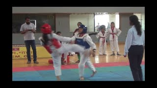 National Taekwondo Championship Underway At Mapusa
