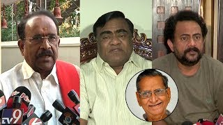 Babu Mohan, Paruchuri Gopalakrishna, Sai Madhav Burra About Gollapudi Maruthi Rao