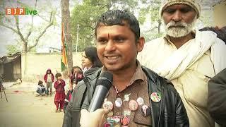 पाकिस्तान से आये हिन्दू शरणार्थियों को मिला नया जीवन। #IndiaSupportsCAB