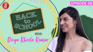 Divya Khosla Kumar Reveals Her Most Embarrassing Moment From School | T-Series | Back To School