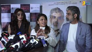 Pallavi Joshi and Rituraj K Singh grace the launch of short film Painful Pride