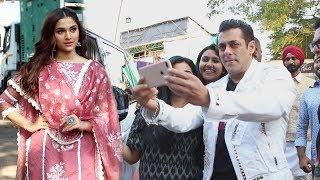 Dabangg 3 Promotion With Salman Khan, Sonakshi Sinha & Saiee Manjrekar
