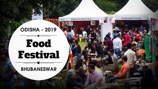 Food Festival 2019 | 1st Time in Bhuabaneswar, Odisha | Satya Bhanja