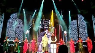 Kangana Ranaut and Ankita Lokhande at Manikarnika Music Launch | Bharat Yehi Rahna Chahiye