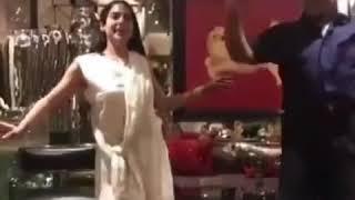 Sara Ali Khan Dancing on Saat Samundar Paar Song
