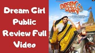 Full Movie Review of Dream Girl || Ayushmann Khurrana and Nushrat Bharucha