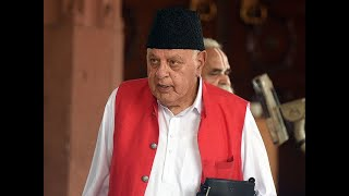 Farooq Abdullah's detention extended by 3 months, opposition parties question move