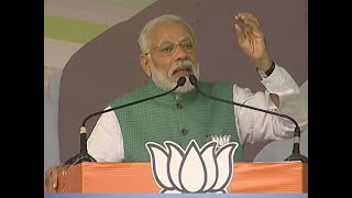Those creating violence can be identified by their clothes itself: PM Modi